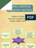 Model Disiplin Asertif Canter