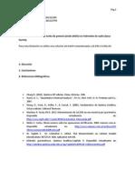 Informe gravimetría Calcio y estaño.