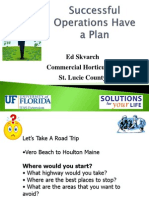 successful operations have a plan ftga