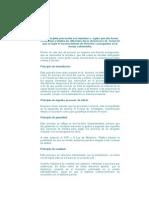 La Mediacion Penal y Los Principios Procesales