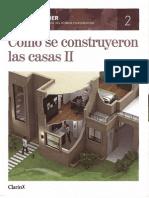 2.- Cómo se contruyeron las casas II