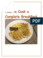 breakfast manual