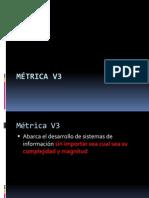 Métrica V3