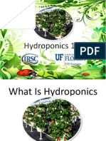 what is hydropnics lisa and dan brenneman hydroponic workshop