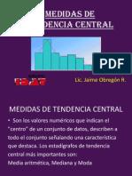 Medida de Tendencia Central