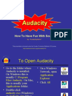Audacity High School
