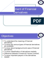 26060515 Management of Financial Derivatives