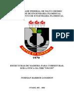 Logsdon - Estruturas de Madeira Para Telhados