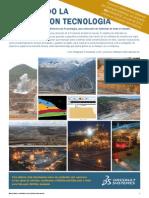 Mejorando la minería con tecnología