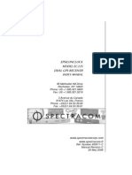 EC22S Manual