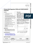 FSEZ1317A - Regulation PWM With Power MOSFET