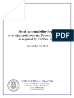 2014FF-20131115_Fiscal Accountability Report FY 14 - FY 18