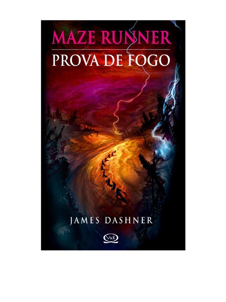 7ffd7cb9c Maze Runner  Prova de Fogo - Vol.2 - James Dashner