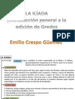 Crespo Guemes- LA ILIADA