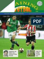 Entrenamiento Futbol Revista No.167