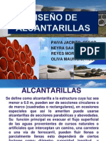 DISEÑO DE ALCANTARILLAS