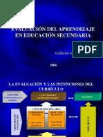Evaluacion_secundaria_2006 Matriz e Indicadores
