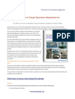 136950789 the Ultimate Guide to Cargo Operation Equipment for Tankers