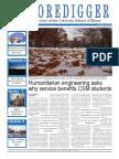 The Oredigger Issue 12 - November 25, 2013