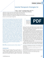 Genetic Basis of Potential Therapeutic Strateg