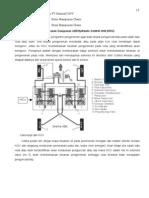 Mode-mode Pengereman Abs, Hydraulic Control Unit