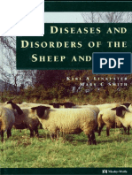 Color Atlas of Diseases and Disorders of the Sheep and Goat