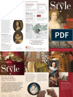 In Fine Style Exhibition Leaflet