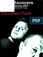 Bouncers 2007 Education Pack