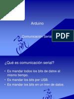 Arduino Comunicacion Serial