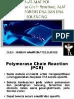 ALAT-ALAT PCR & Elektroforesis 2011