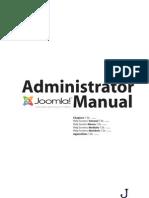 JoomlaAdministratorManual vi 20060206