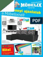 akciosujsag.hu - Möbelix, 2013.11.18-12.01