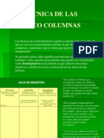 Técnica de las 5 Columnas (2006)