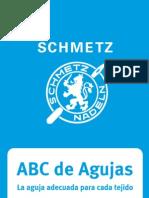 SCHMETZ ABC de Agujas Domesticas