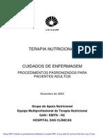 Manual Enfermagem 2004