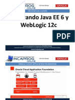 Explorando Java EE 6 y WebLogic 12c