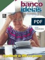 """Revista Banco de Ideias n° 36 - Destaque - O Governo Lula e os """"Movimentos Sociais"""", Ricardo Vélez Rodriguez."""