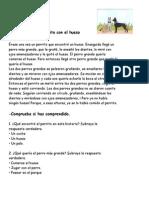 LA Historia Del Perrito Con El Hueso