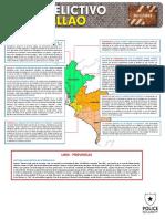 Mapa delictivo Lima/Callao 25NOV13