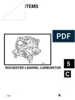 Rochester Carb 4 BBL Adjustement 94hg5c