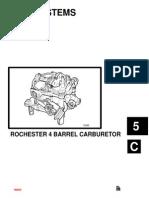 Rochester Carb 4 BBL Adjustement 94hg5c