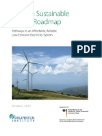 Worldwatch Institute, Jamaica Sustainable Energy Roadmap, October 2013