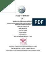 Marketing Strategies of Dell Inc. Nov. 2012