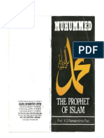 """Muhammad the Prophet of Islam"""