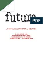 Copertinario Futura Dal 2004 a Novembre 2013