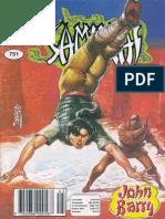 751 Samurai John Barry