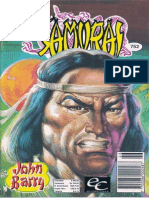 752 Samurai John Barry