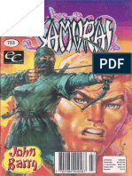 753 Samurai John Barry