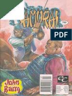 760 Samurai John Barry