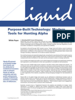 Liquid White Paper Purpose Built November2013